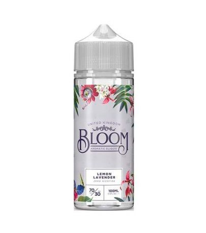 LEMON LAVENDER E-LIQUID BY BLOOM