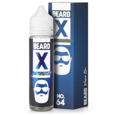 NO.64 E-LIQUID BY BEARD X SERIES 50ML - Valda Vapes