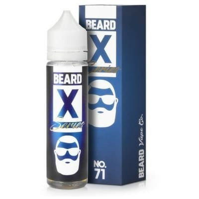 NO.71 E-LIQUID BY BEARD X SERIES - Valda Vapes
