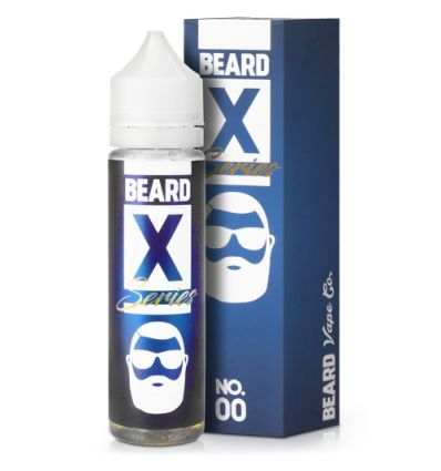 No.00 Eliquid By Beard X Series - Valda Vapes