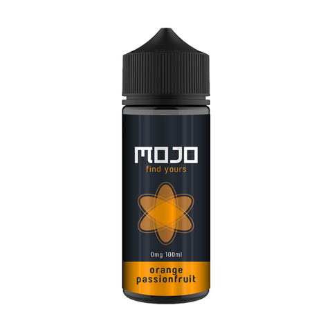 ORANGE PASSIONFRUIT E-LIQUID BY MOJO