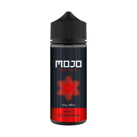 PEAR STRAWBERRY E-LIQUID BY MOJO