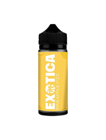 PINEAPPLE FIZZ E-LIQUID BY EXOTICA