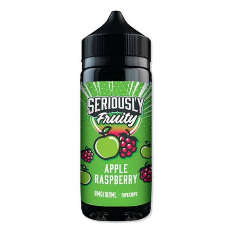 APPLE RASPBERRY E-LIQUID BY SERIOUSLY FRUITY