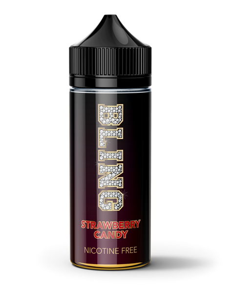 STRAWBERRY CANDY E-LIQUID BY BLING