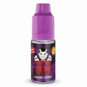 CARAMEL CRUNCH BY VAMPIRE VAPE E-LIQUID