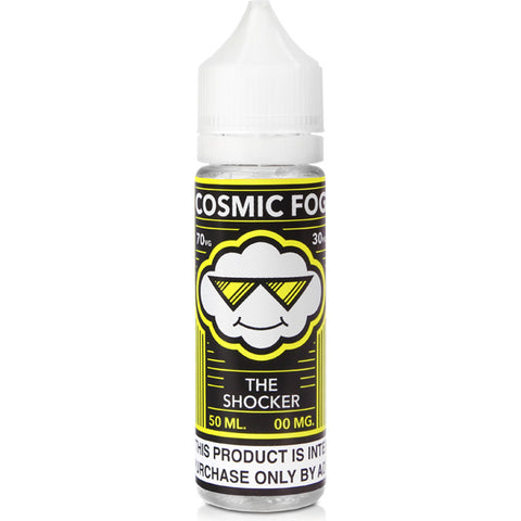 THE SHOCKER E-LIQUID BY COSMIC FOG - 50ML - Valda Vapes
