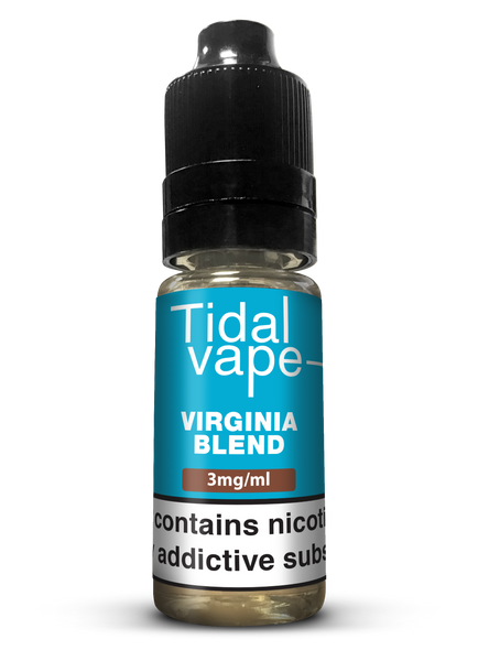 VIRGINIA BLEND E-LIQUID BY TIDAL VAPE
