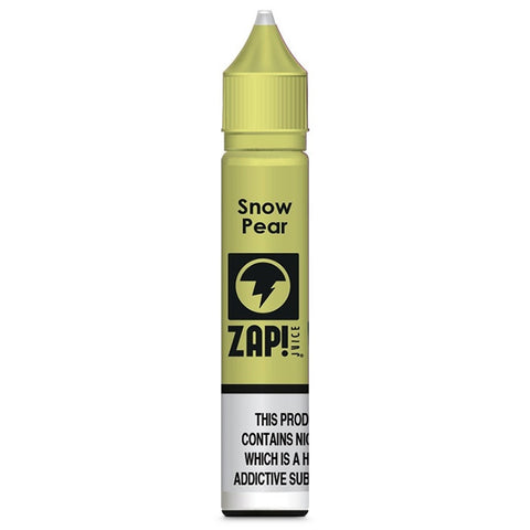Snow Pear E-liquid By Zap