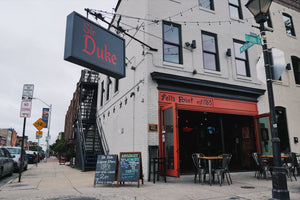 Jason and Ryan hit Sir Duke Bar