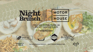 The Night Brunch at The Motor House