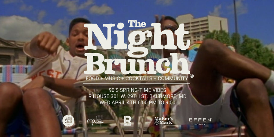 The Night Brunch @ R. House - Wed Apr 4th