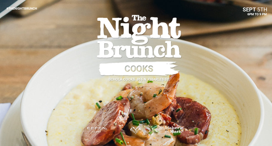 The Night Brunch Cooks - Sept 5th