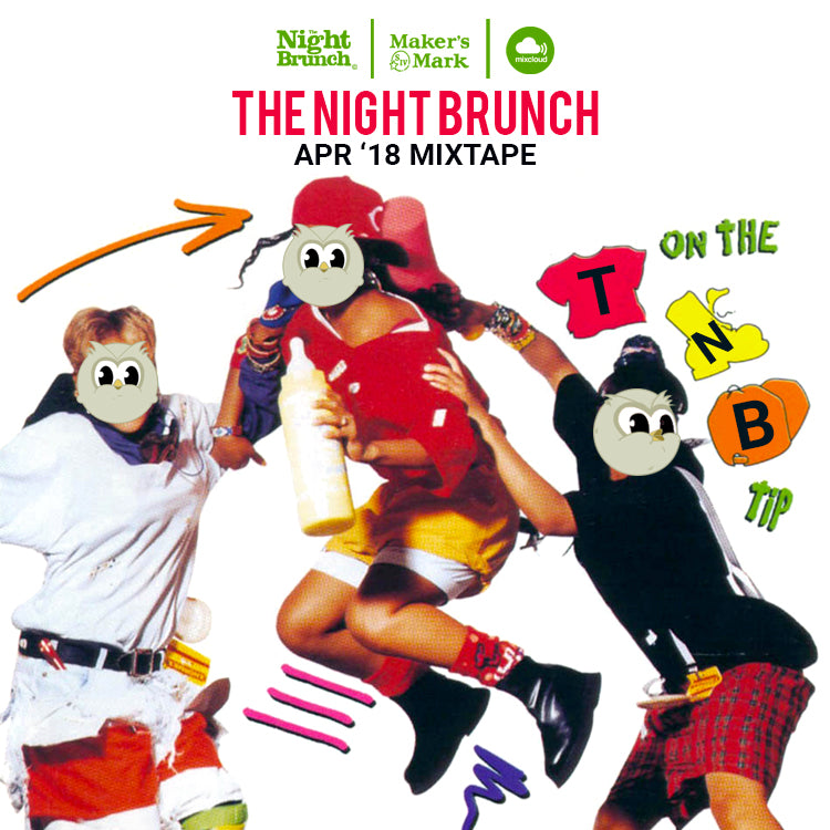 The Night Brunch April 2018 Mix by DJ Impulse