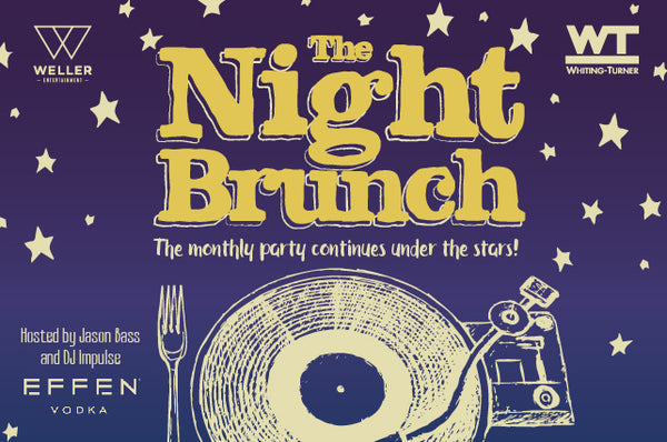 The Night Brunch at The Field in Port Covington