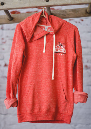 Red Friday || Hoodie