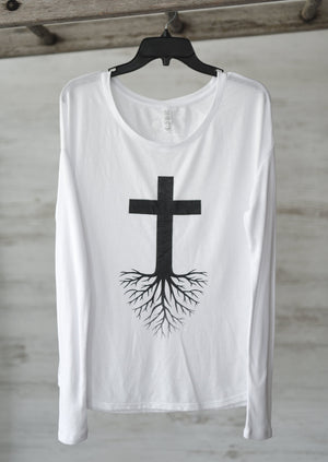 Rooted Faith || Long Sleeve