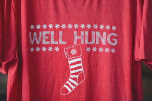 Well Hung || Christmas Addition
