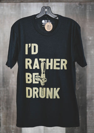 Rather Be Drunk