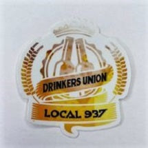 Drinkers Union Sticker