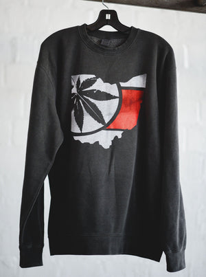 The Buckeye State || Crew Sweatshirt