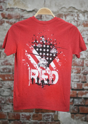 Red Friday Youth Tee