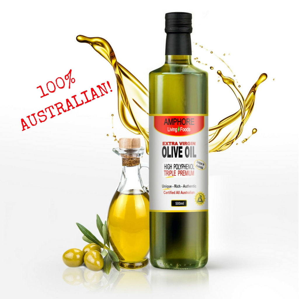 High Polyphenol Extra Virgin Olive Oil - All Bodhi Health