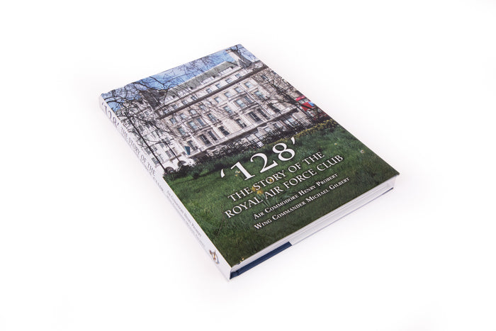 128 The Story of the RAF Club