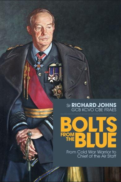 'Bolts from the Blue' by Sir Richard Johns