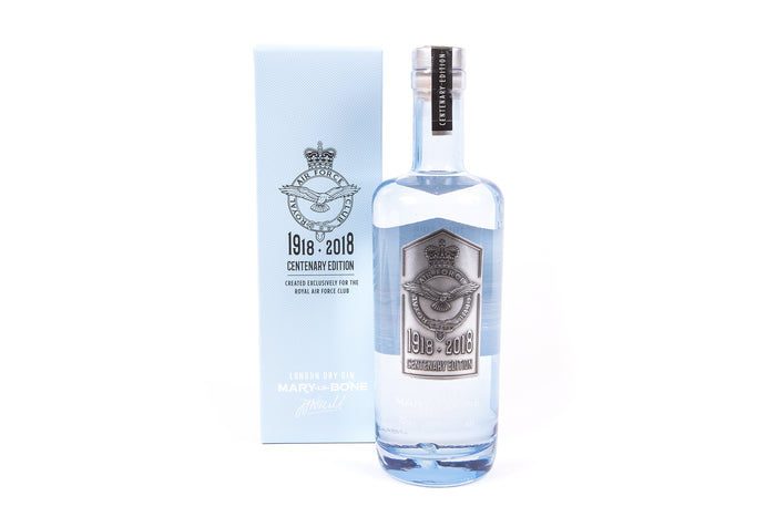 Award Winning Royal Air Force Club Centenary Gin - Collection Only