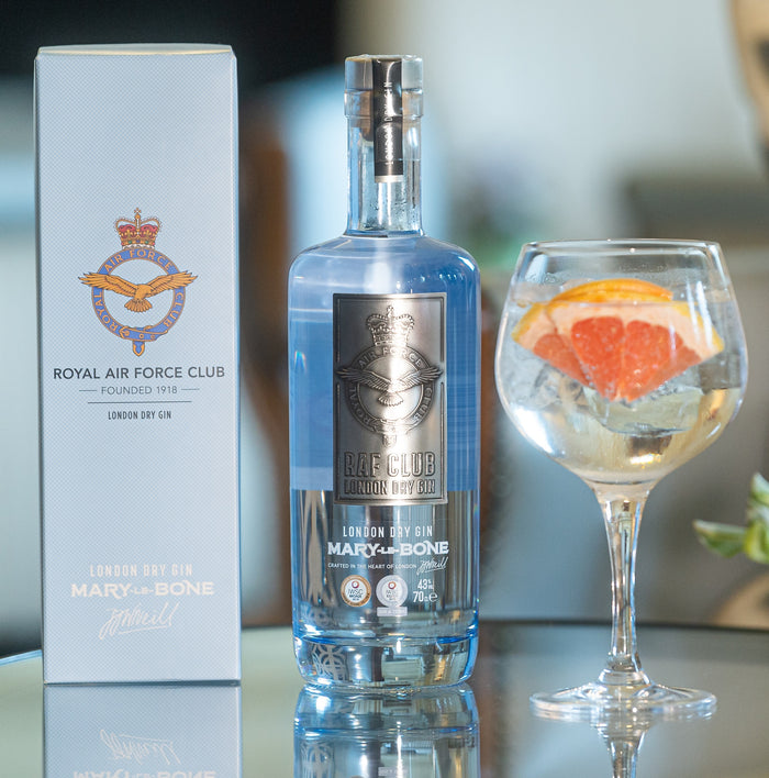 Award Winning Royal Air Force Club Gin - Collection Only