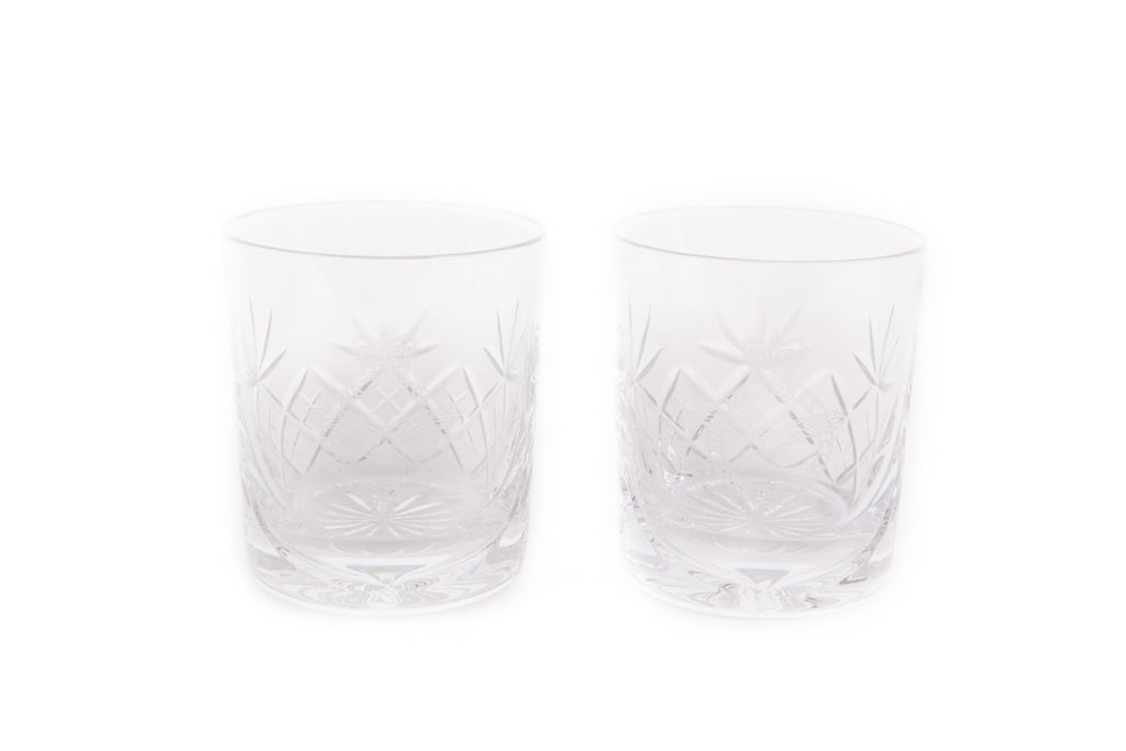 Crystal Whisky Glasses