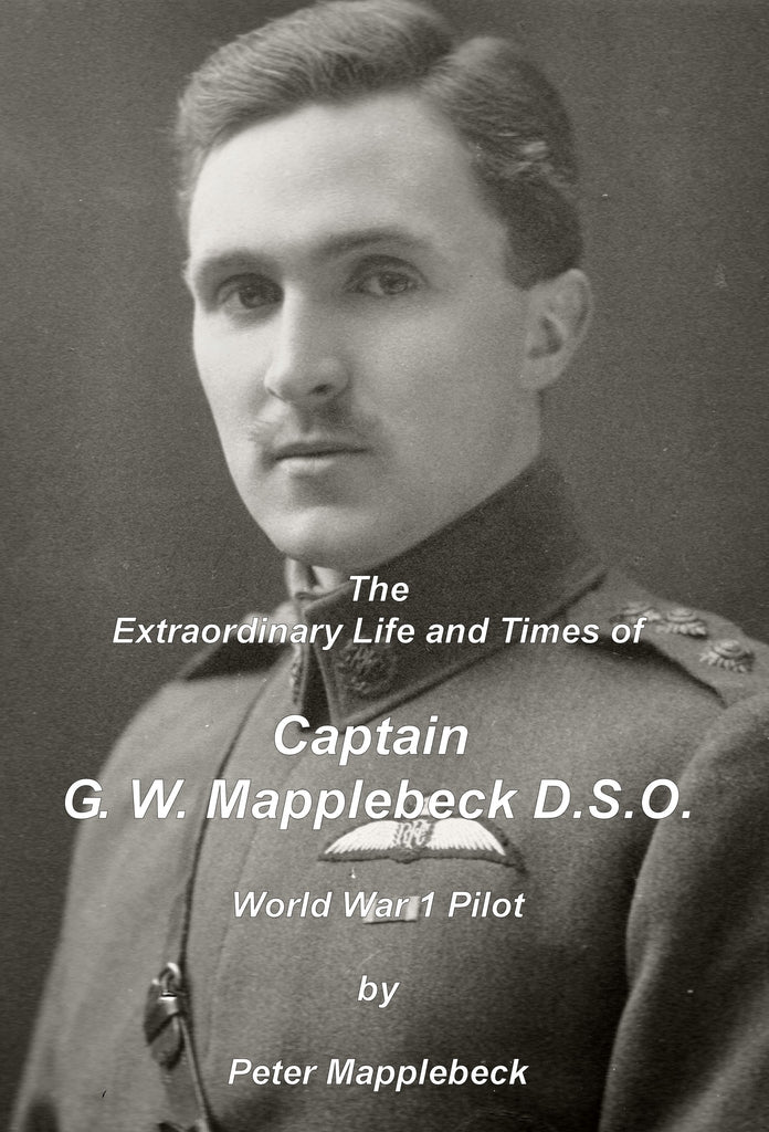 The Extraordinary Life and Times of Captain G. W. Mapplebeck, by Peter Mapplebeck