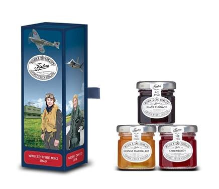 RAF Centenary Tiptree Jam – Trio Box Set