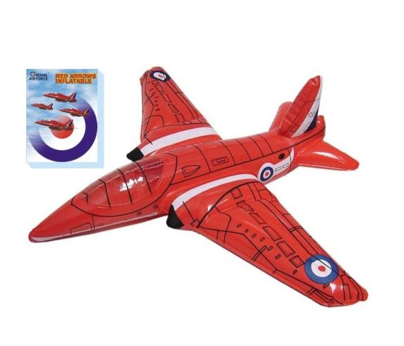 Inflatable Red Arrow