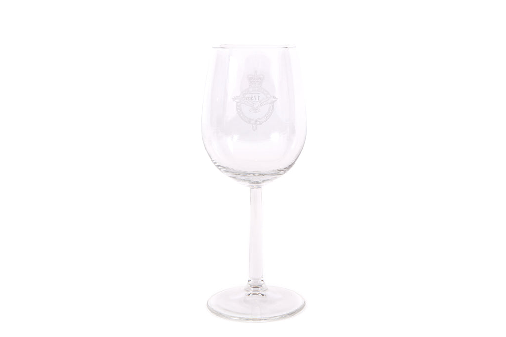 RAF Wine Glass