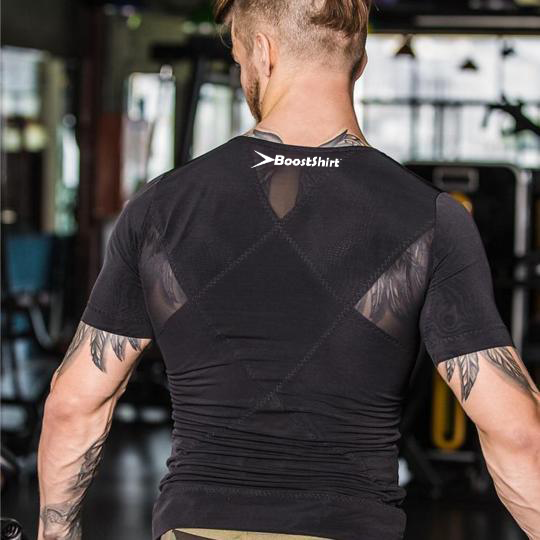 BOOSTSHIRT™ COMPRESSION SHIRT