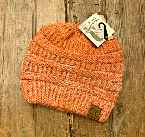 Flecked Ombre Beanie Tail - SALE - Wild Plains