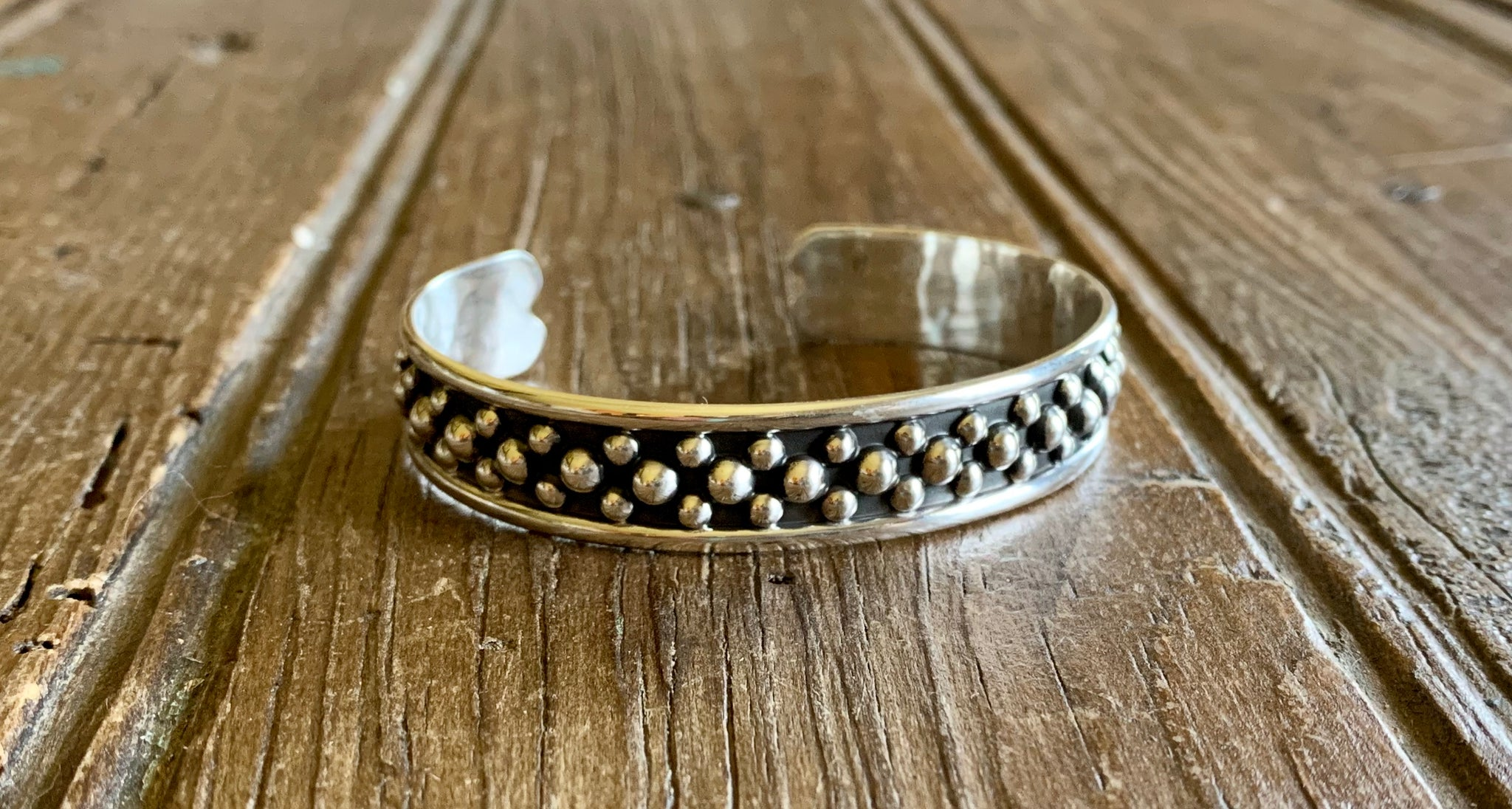 Multi-ball Cuff - Wild Plains