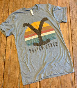 Dutton Ranch Tee