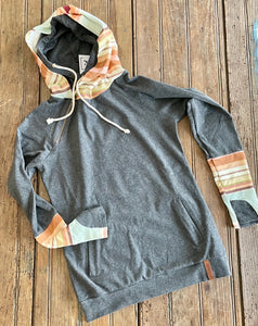 Beach Daze Doublehood Sweatshirt