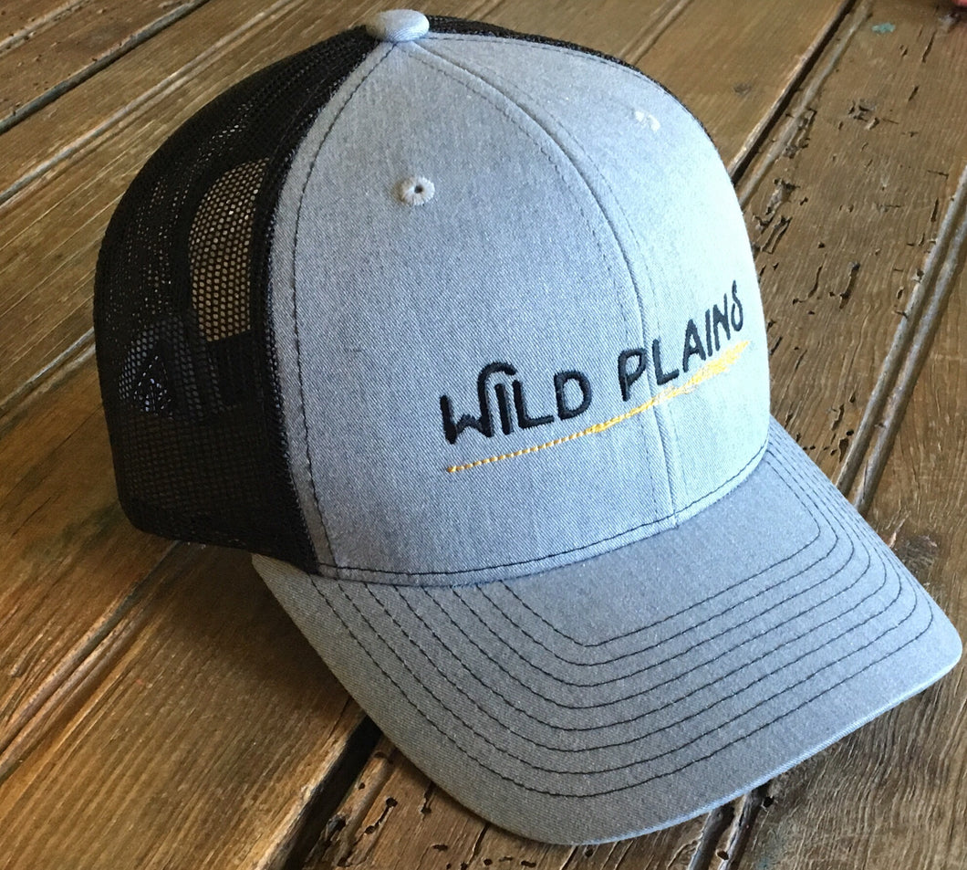 Wild Plains Mesh Back Cap - Wild Plains