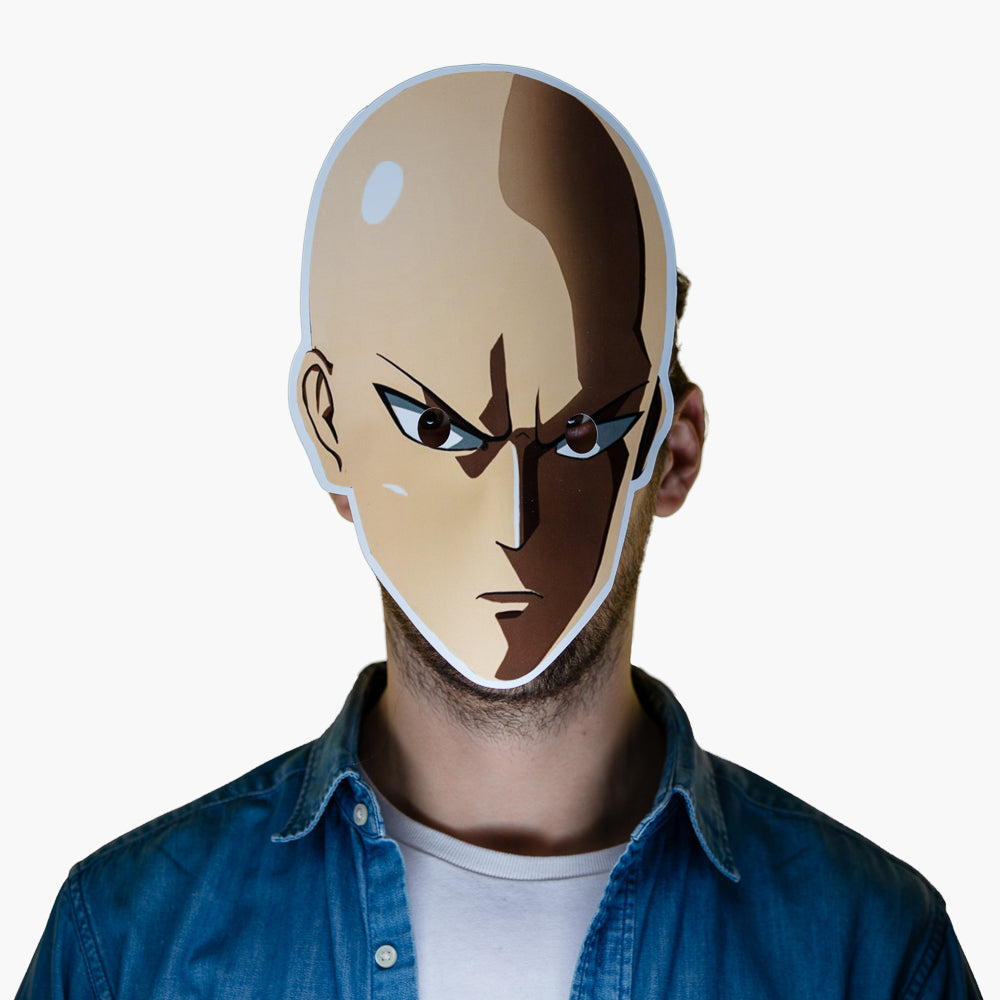 Masque déguisement One Punch Man
