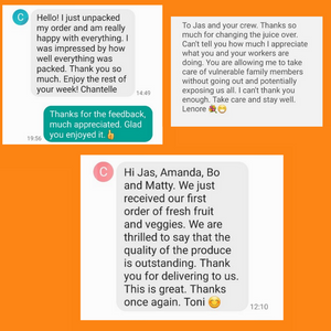crunch produce reviews