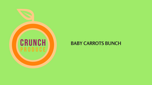 Baby Carrots (Bunch)