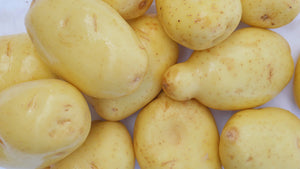 White washed potatoes available at Crunch Produce Brisbane fruit and vege home delivery.