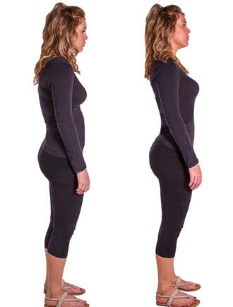 Posture Corrector Before and After