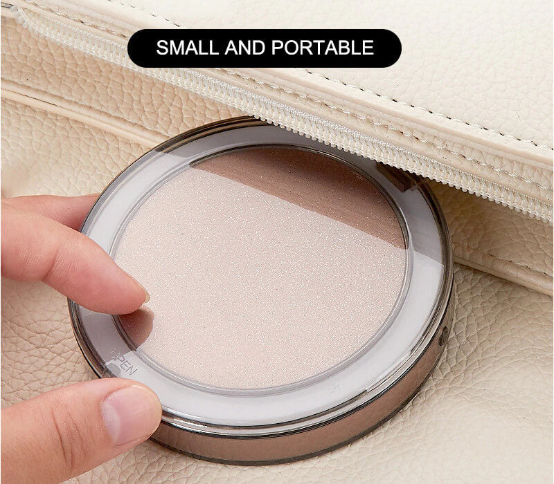LED Mini Makeup Mirror