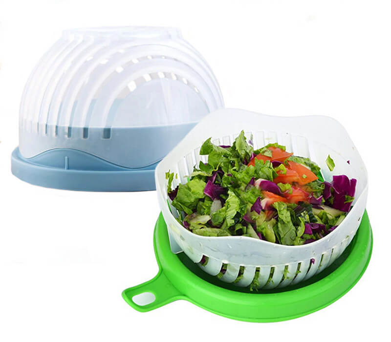 60 Second Salad Cutter