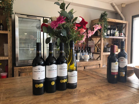 Wine tasting Saloon for Trifon Estate 10/10 2018